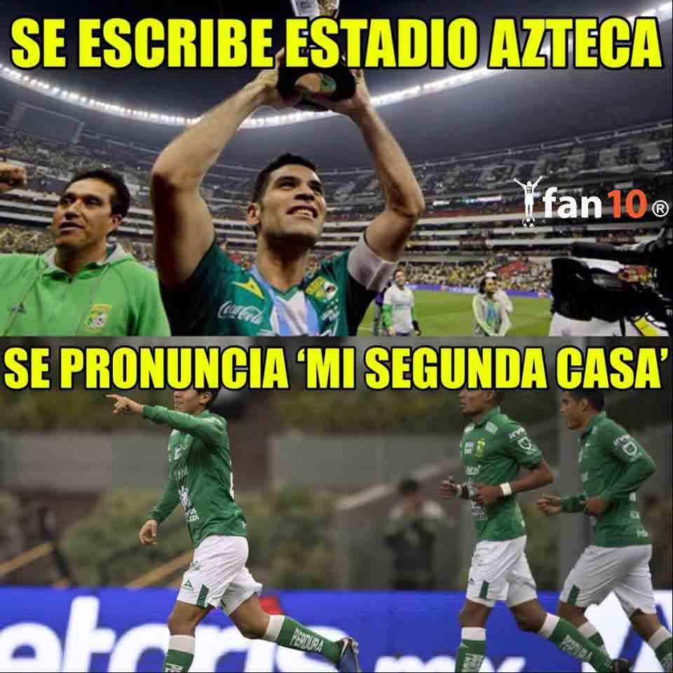 Memes De La Goleada De Len Contra El Amrica Futbol Total