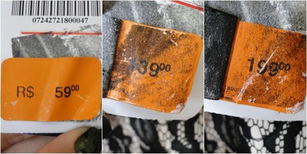 Resultado de imagem para remarcação preço loja