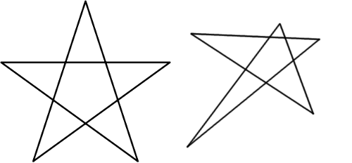 Sum of Angles in Star Polygons « Mr Honner