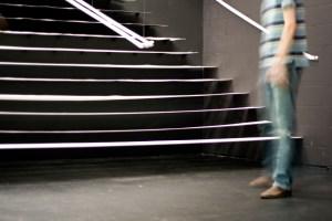 loc stairwell detail