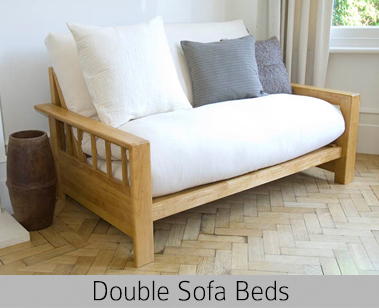 Single Double 2  3 Seater Sofa Beds  Futon Company