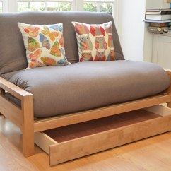 299 Sofa And Chair Company Ottoman Narrower Under-bed Drawer (for 2 Seater) | Futon