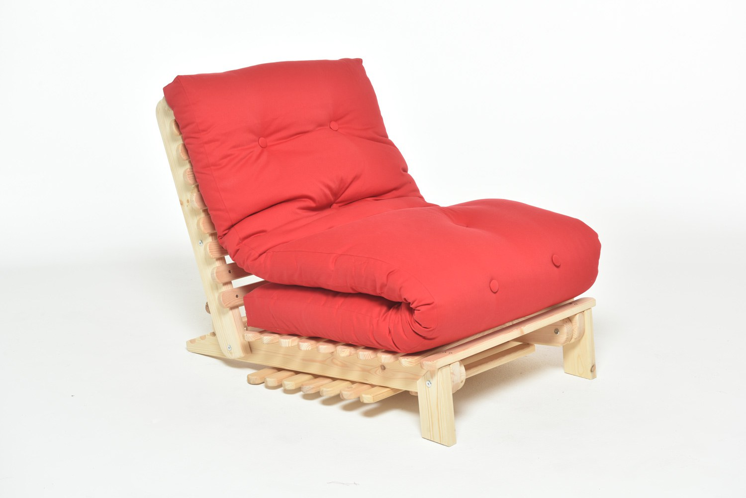 single pine futon sofa bed with mattress fabric for sofas and chairs beds collection the classic