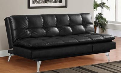 serta bonded leather convertible sofa corner with swivel cuddle chair futon factory l.a.|10203 venice blvd, los angeles ca 90034