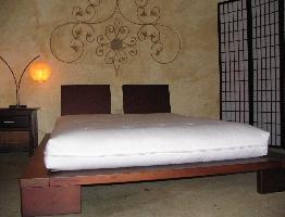 Zen Bed  Exotic Platform Beds Phoenix AZ Asian Beds
