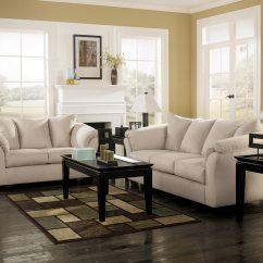 Ashley Furniture Darcy Sofa Sleeper Sofas And Sectionals For Sale Stone Signature Design By