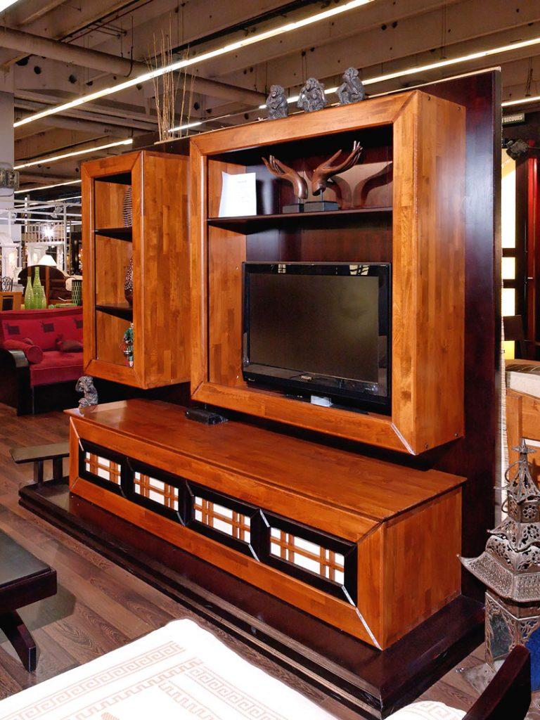 Armoires meubles tv et bibliothque en bois  MontreuilsousBois