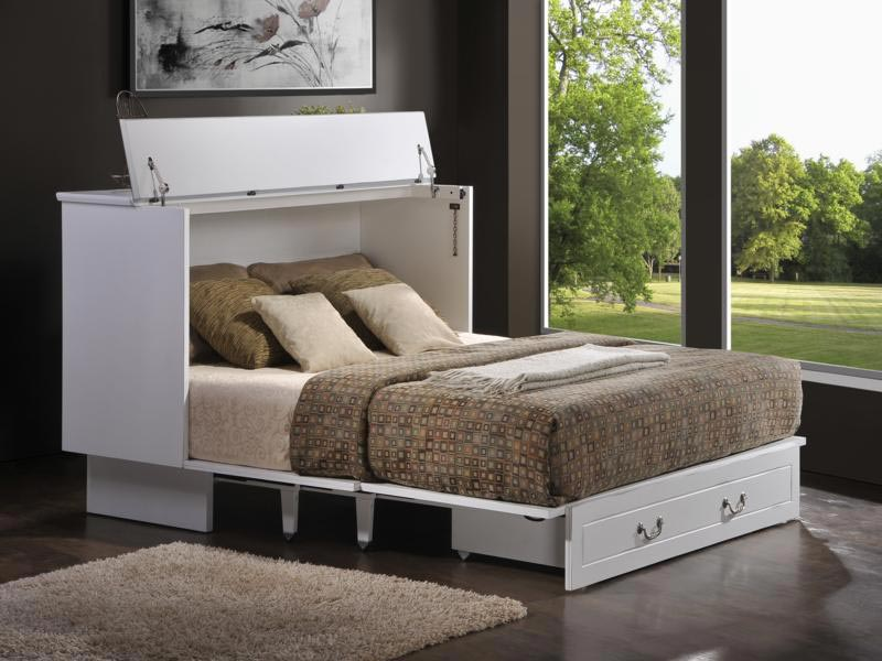 Credenz Bed By