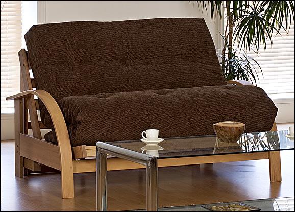 New York 2 Seat Futon Sofa Bed  Futon Sofa Beds Direct Ltd