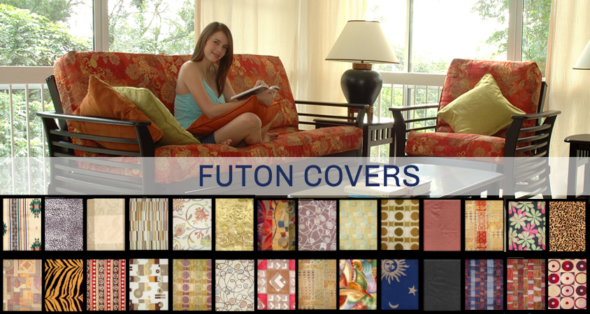 What is a futon cover?