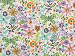 Butterfly Garden Full Fulton Cover