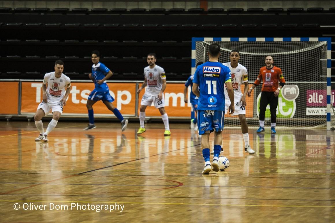 BENELUX: FT Antwerpen 2-5 FP Halle Gooik