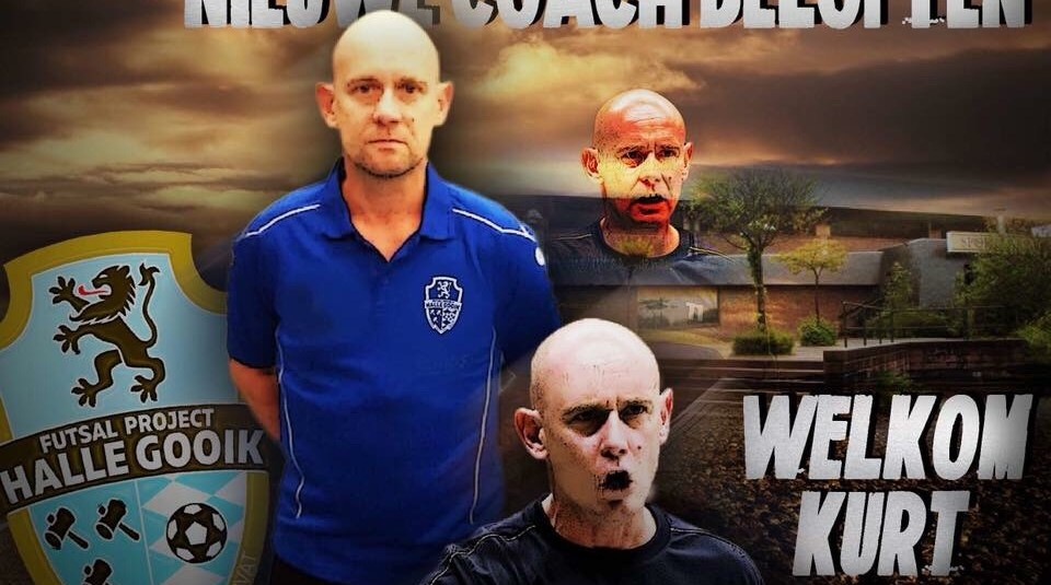 Ex coach Noorderwijk verkast naar FP Halle Gooik !