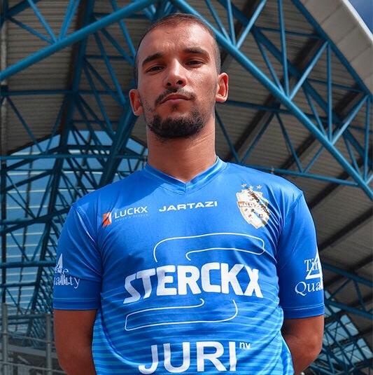 FT Charleroi kaapt Rahou weg bij landskampioen