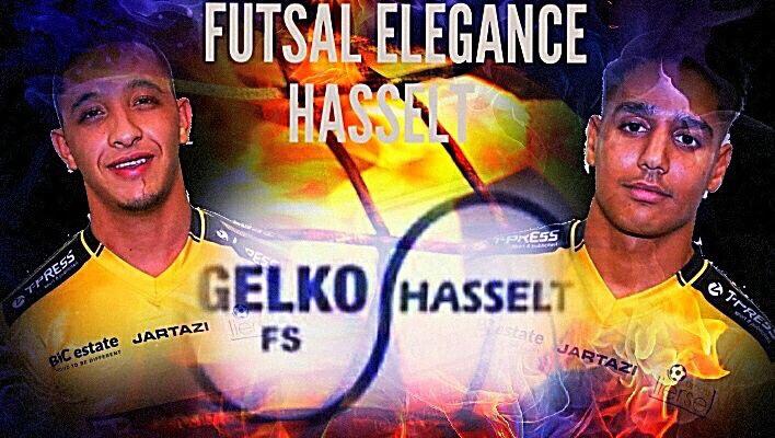 Futsal Elegance met Topclub FS Gelko Hasselt !