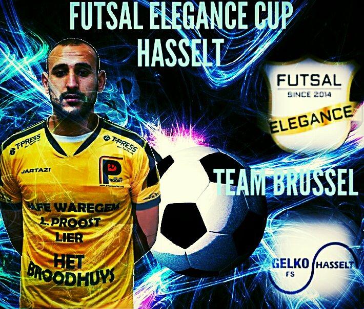 Futsal Elegance: Wat kan team Brussel betekenen?