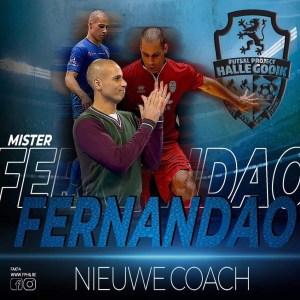 FP Halle-Gooik heeft nieuwe coach beet !