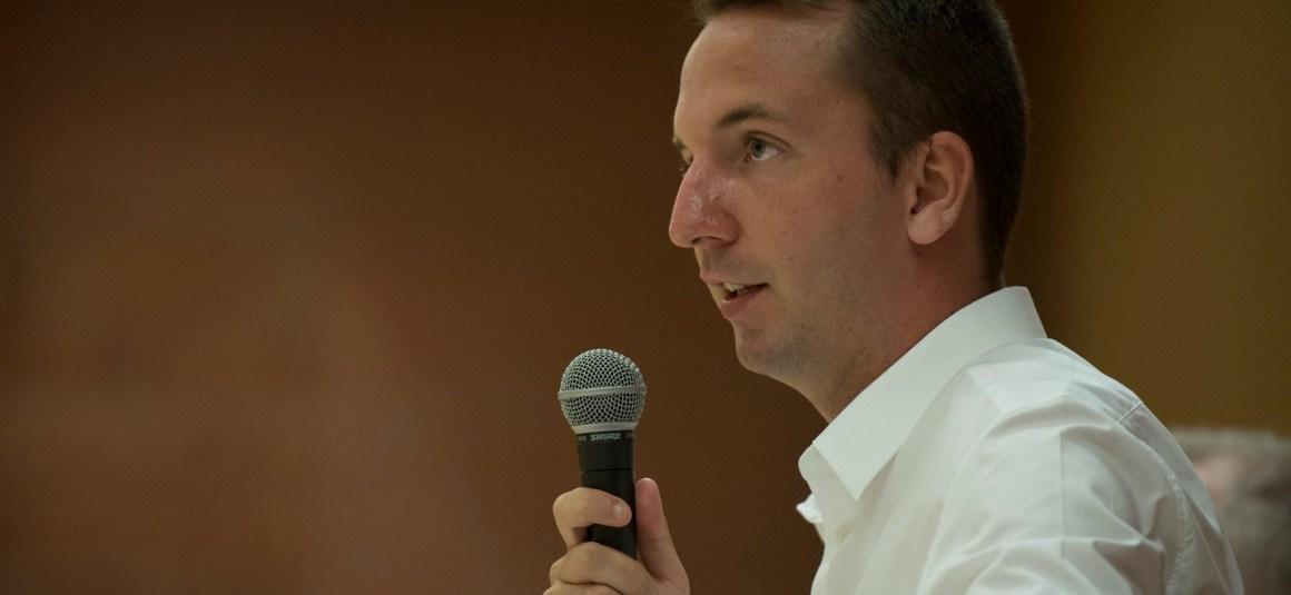 Yannick Arnoets (FP Aarschot): 'Onze kracht? Alles mag, niks moet'