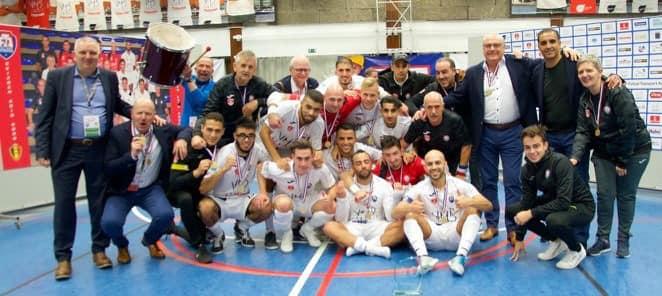 Karim Bachar (FT Antwerpen): 'We mogen spreken van een succesvolle start!'