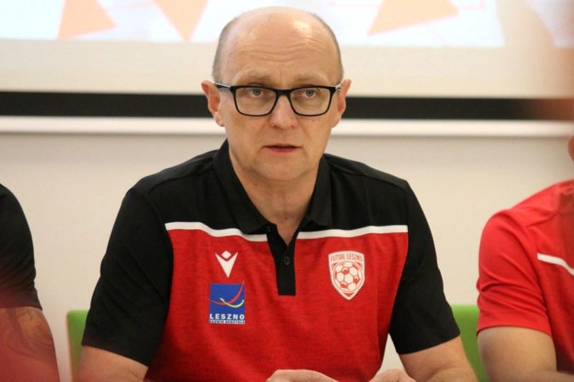Prezes Paweł Mrozkowiak