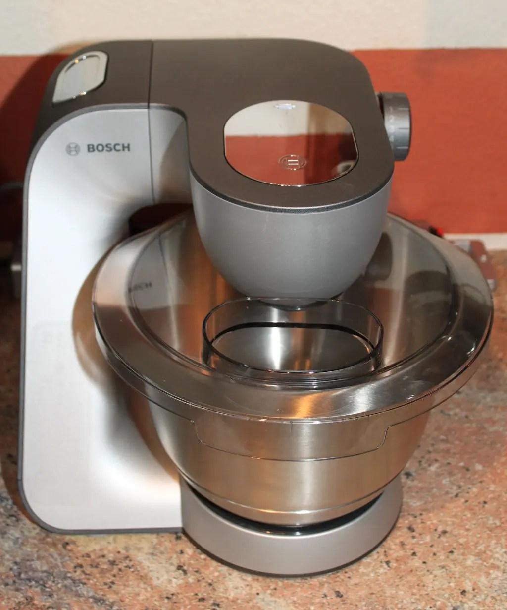 ProductReview Bosch MUM5 Kchenmaschine  Futterattackede