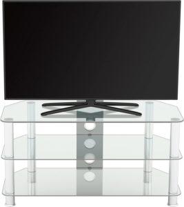 meuble tv cachee amazon