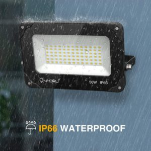 What types of LED floodlights are there?