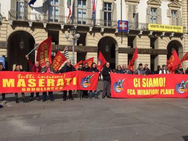 Fca: l'incontro fra sindacati e istituzioni