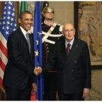 Obama, un americano a Roma