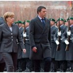La Merkel promuove Renzi al colloquio orale, allo scritto vedremo.