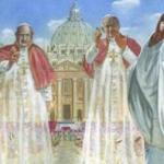 Roma : Il giorno dei due Papi