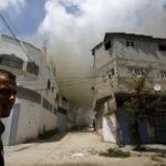 Gaza, guerra senza tregua, raid su Sajaya: 60 morti