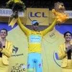Tour De France, Nibali vince e si riprende la maglia gialla.