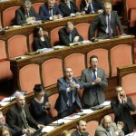 Riforme, al Senato il fantasma dell'accordo Renzi-Berlusconi