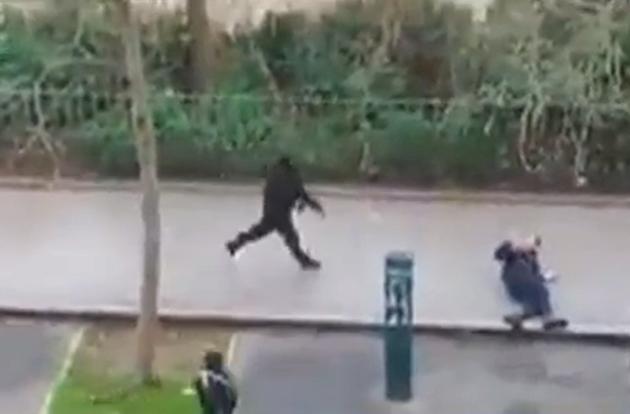 parigi assalto islamico 1