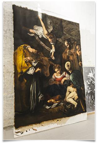 Caravaggio ritrovato 3