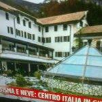 Hotel Rigopiano da 24 ore sotto neve e macerie.
