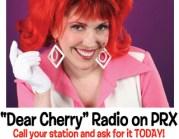 Dear Cherry PRX Radio Show logo