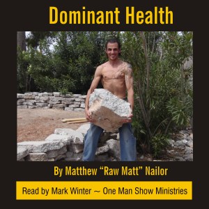 Dominant Health - audiobook Image