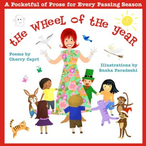 Wheel of the Year by Cherry Capri - book cover