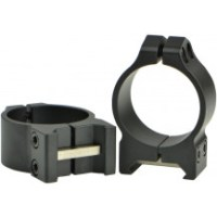 Warne Steel 1 Inch Matte Quick Detach Scope Rings - Medium ...