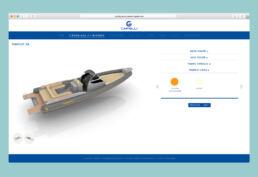 Sviluppo configuratori online