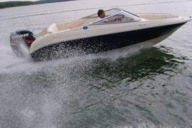 Futura 6S speedboot