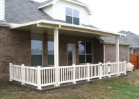 Vinyl Patio Covers and Shade Structures Dallas
