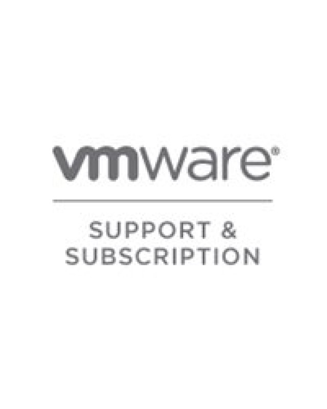 VMware Support and Subscription Production Technis VS5-STD