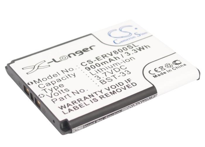 BATTERIE pour Sony ERICSSON type BST-33 ET DPY901478- 13€