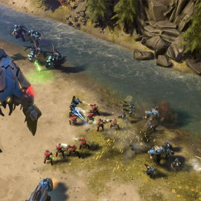 Halo Wars 2- Xbox Play Anywhere