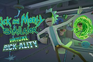 Rick and Morty realidade virtual