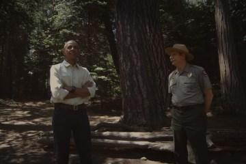 Barack Obama Yosemite
