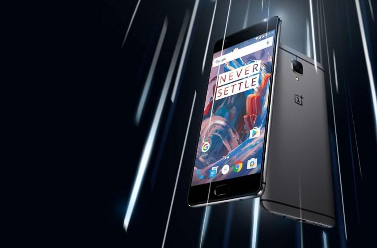 Smartphone OnePlus 3